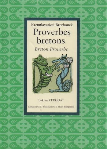 Couverture Proverbes bretons