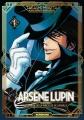 Couverture Arsène Lupin, L'aventurier, tome 1 : Le diadème de la princesse de Lamballe Editions Kurokawa (Seinen) 2015