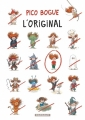 Couverture Pico Bogue, tome 08 : L'original Editions Dargaud 2015