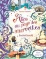 Couverture Alice au pays des merveilles / Les Aventures d'Alice au pays des merveilles Editions Usborne 2015