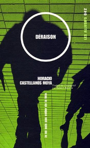 Couverture Déraison