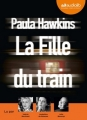 Couverture La Fille du train Editions Audiolib 2015