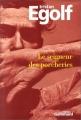Couverture Le Seigneur des Porcheries Editions Gallimard  1988