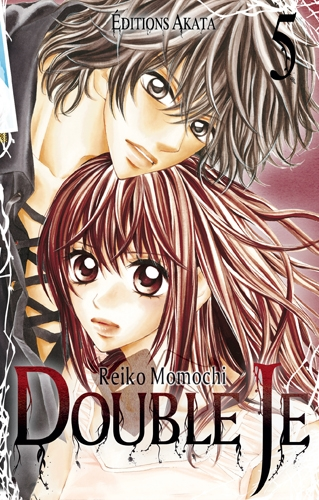 Couverture Double Je, tome 5