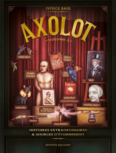 Couverture Axolot, tome 2