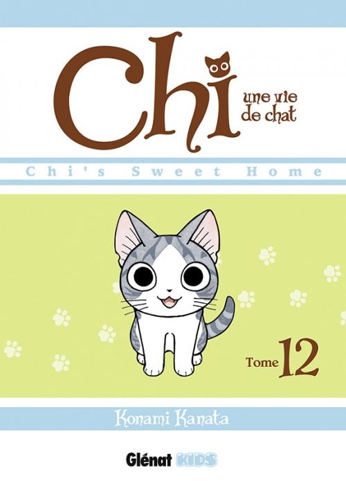 Couverture Chi, une vie de chat, tome 12