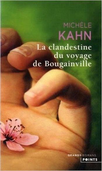 Couverture La clandestine du voyage de Bougainville