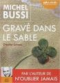 Couverture Omaha crimes / Gravé dans le sable Editions Audiolib 2015