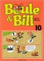 Couverture Boule & Bill, tome 10 : Bill, chien modèle Editions Dupuis 2000