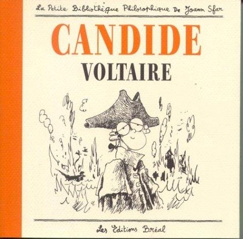 Couverture Candide