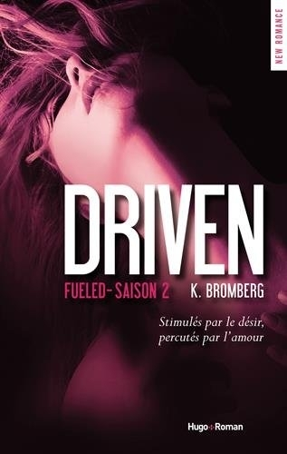 Couverture The Driven, tome 2 : Fueled