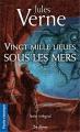 Couverture 20 000 lieues sous les mers / Vingt mille lieues sous les mers Editions de Borée (Poche classique) 2012