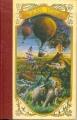 Couverture L'île mystérieuse (3 tomes), tome 1 : Les naufragés de l'air Editions Famot 1978