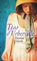 Couverture Tess d'Urberville Editions France Loisirs 2015