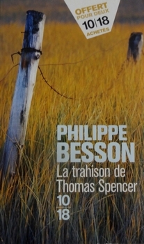 Couverture La trahison de Thomas Spencer
