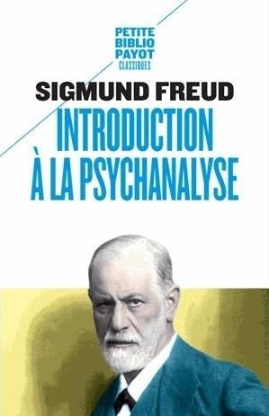 Couverture Introduction à la psychanalyse