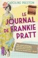Couverture Le Journal de Frankie Pratt Editions Pocket 2015