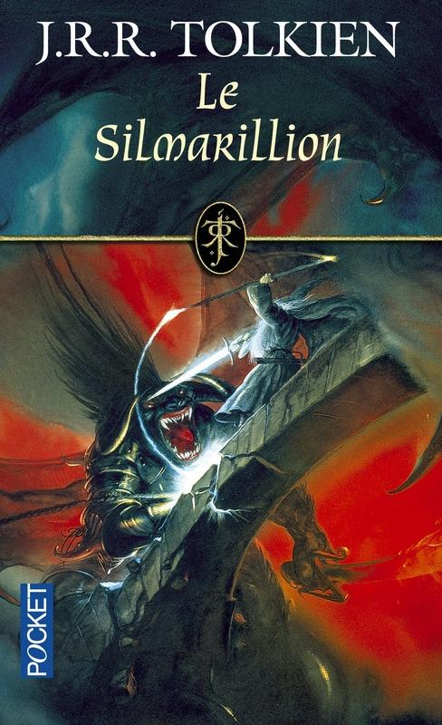 Couverture Le Silmarillion, intégrale
