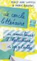 Couverture Le cercle littéraire des amateurs d'épluchures de patates Editions 10/18 2015