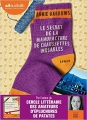 Couverture Le Secret de la manufacture de chaussettes inusables Editions Audiolib 2015