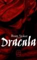 Couverture Dracula Editions Le Livre de Poche 2009