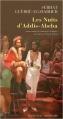 Couverture Les nuits d'Addis-Abeba Editions Actes Sud (Aventure) 2004