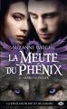 Couverture La meute du phénix, tome 4 : Marcus Fuller Editions Milady 2015