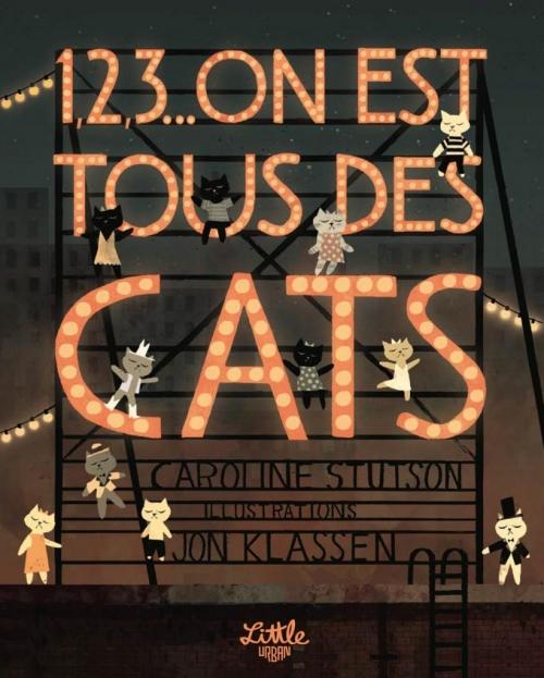 Couverture 1,2,3... on est tous des cats