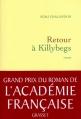 Couverture Retour à Killybegs Editions Grasset 2011