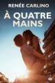 Couverture À quatre mains Editions Milady (Romance) 2015