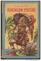 Couverture Robinson Crusoé Editions Vedette 1953