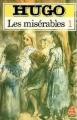 Couverture Les Misérables (3 tomes), tome 1 Editions Le Livre de Poche 1985