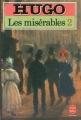 Couverture Les Misérables (3 tomes), tome 2 Editions Le Livre de Poche 1985