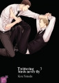 Couverture Twittering birds never fly, tome 3 Editions Taifu comics (Yaoï) 2015