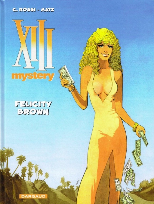 Couverture XIII mystery, tome 09 : Felicity Brown