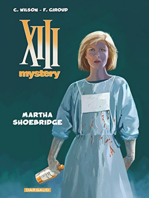 Couverture XIII mystery, tome 08 : Martha Shoebridge