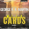 Couverture Wild Cards (Martin), tome 1 Editions Brilliance Audio 2011