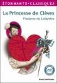 Couverture La princesse de Clèves Editions Flammarion (GF - Etonnants classiques) 2012