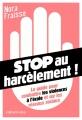Couverture Stop au harcèlement ! Editions Calmann-Lévy (Documents, Actualités, Société) 2015