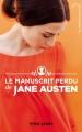 Couverture Le manuscrit perdu de Jane Austen Editions Hachette (Black Moon) 2014