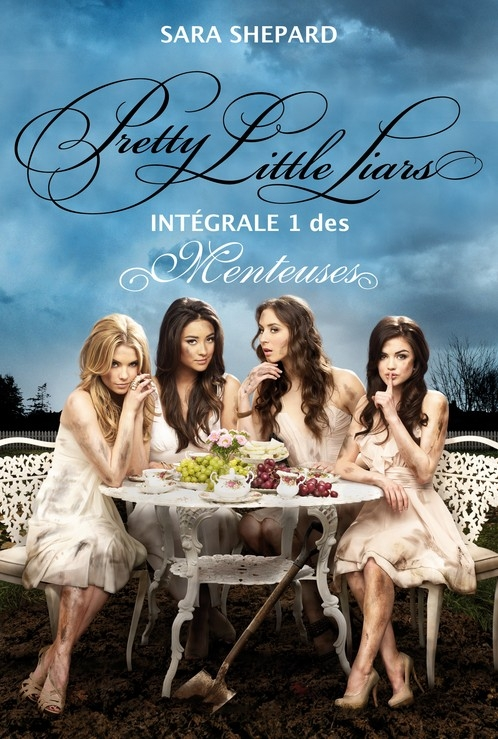 Couverture Pretty Little Liars, intégrale, tome 1