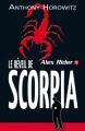 Couverture Alex Rider, tome 09 : Le réveil de Scorpia Editions Hachette 2011