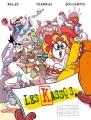 Couverture Les Kassos Editions Delcourt (Humour de rire) 2015