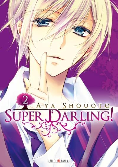 Couverture Super Darling, tome 2