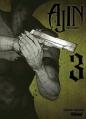 Couverture Ajin, tome 03 Editions Glénat (Seinen) 2015