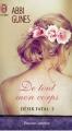 Couverture Désir fatal, tome 02 : De tout mon corps Editions J'ai Lu (Pour elle - Passion intense) 2015