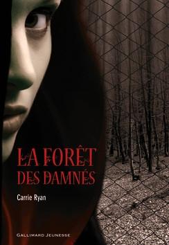 Couverture La forêt des damnés