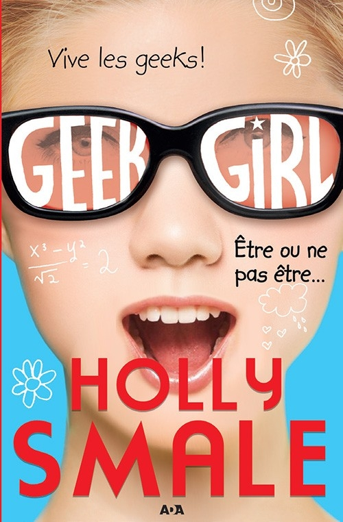 Couverture Geek Girl : Être ou ne pas être