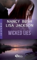 Couverture Wicked, tome 2 : Wicked Lies Editions Milady 2015