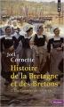 Couverture Histoire de la Bretagne et des Bretons, tome 2 Editions Points (Histoire) 2015